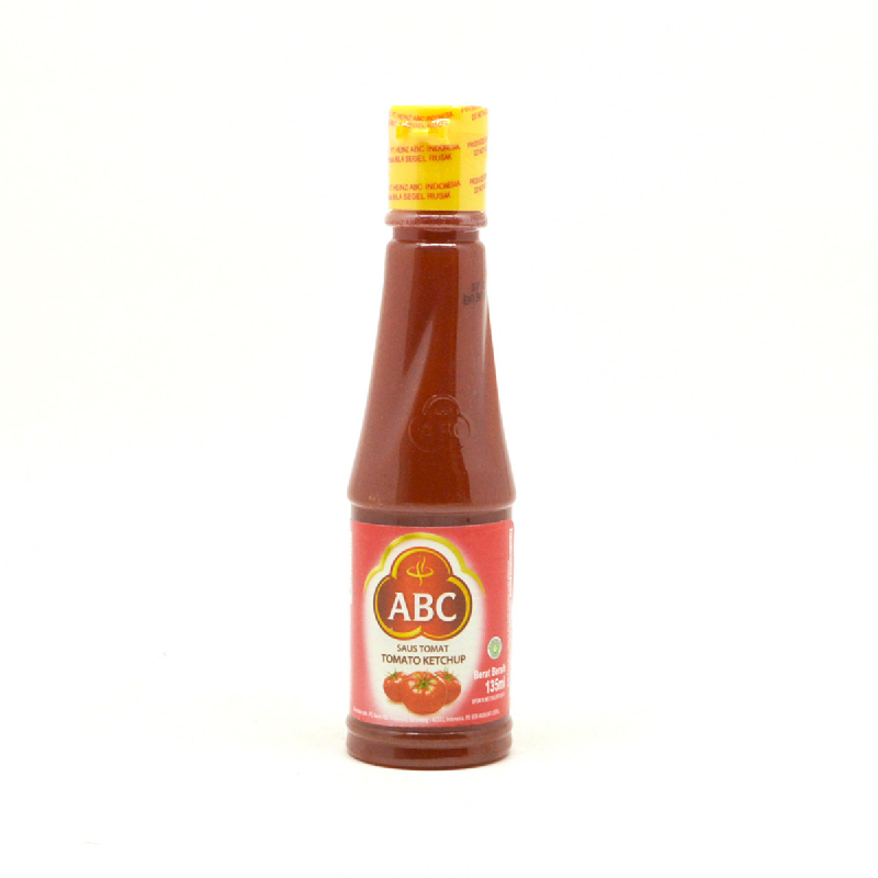 Abc Tomato Kecil Plastik 140 Ml