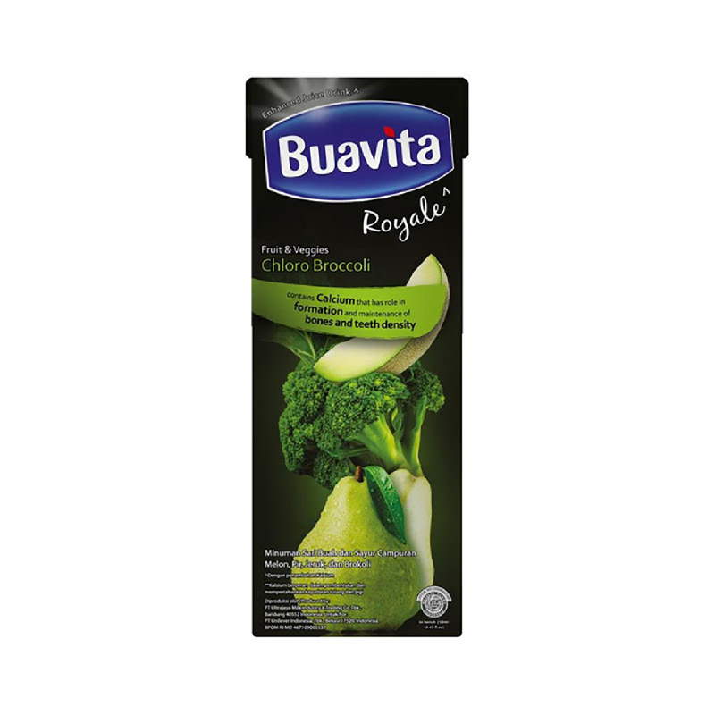 Buavita Broccoli 250Ml