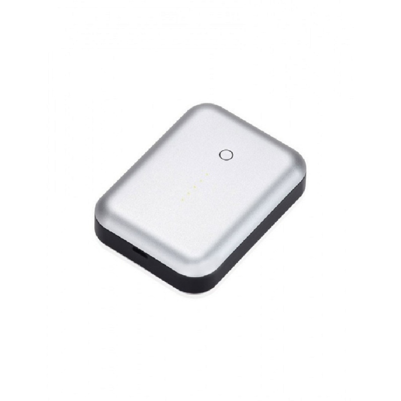 Just Mobile Gum++ USB Power Pack 6000 mAh Silver