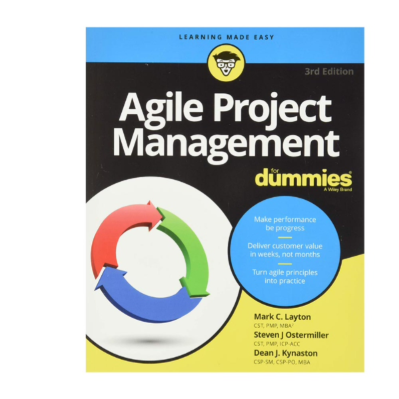 Agile Project Management For Dummies, 3rd Edition
