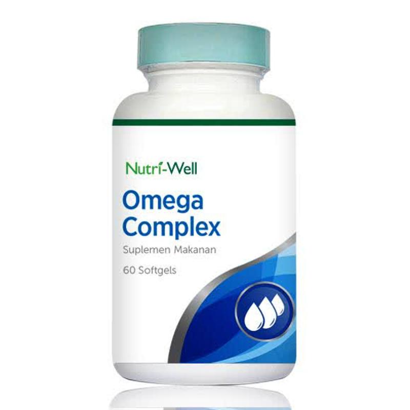 Nutriwell Omega Complex 60 Softgell