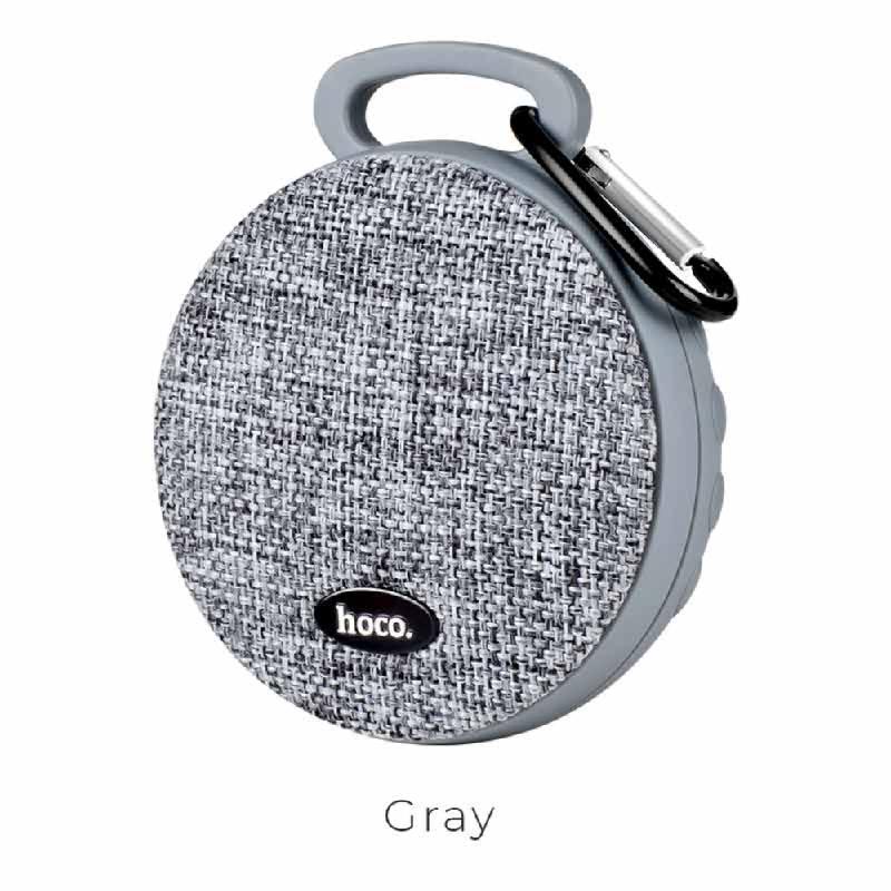 HOCO BS7 Wireless Speaker Sport Loudspeaker Bluetooth - Grey
