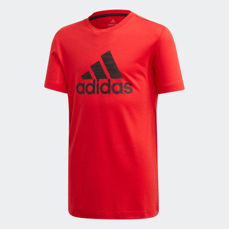Adidas Prime Tee FK9500 Vivid Red