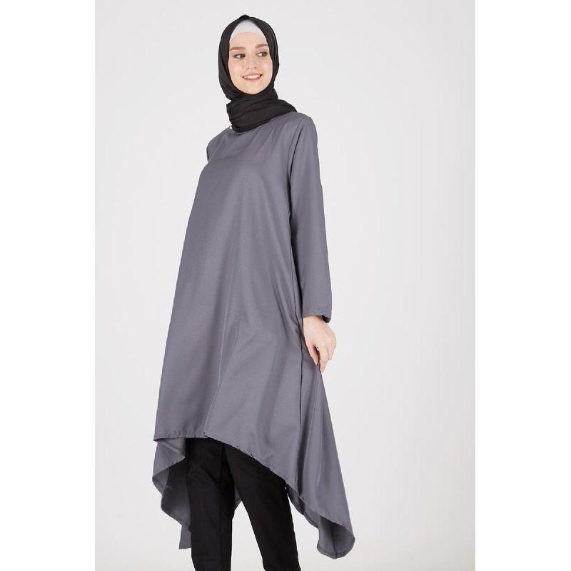 Berdine Dress Grey