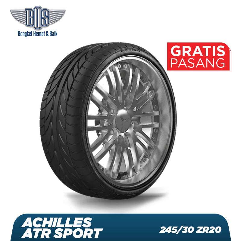 Achilles Ban Mobil  ATR Sport - 245-30 ZR20 93W XL - GRATIS JASA PASANG DAN BALANCING