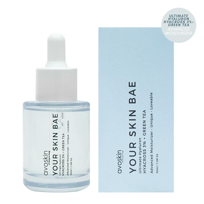 Avoskin Your Skin Bae Series Ultimate Hyaluron Hyacross 3% + Green Tea