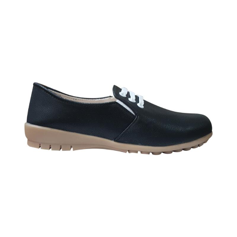 Anyolorich Flat Shoes RICH 88 Black