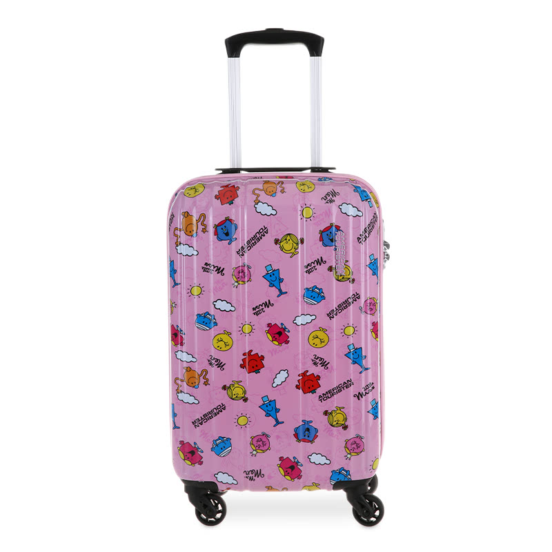 American Tourister MMLM Spinner 55-20 Tsa Spinney AT3090025 Pink
