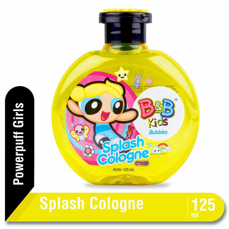B&B Kids Splash Cologne Bubbles 125 Ml