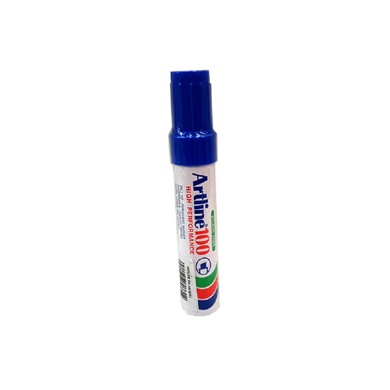 Artline 100 Marker (7.5 - 12.0 M) Biru