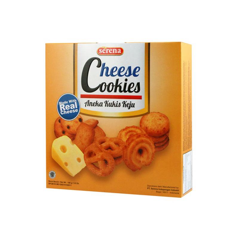 Serena Cheese Cookies 100 gr