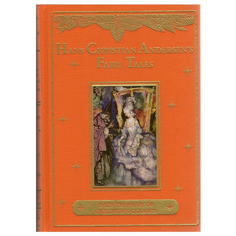 BathTreasury Of Childrens Classics Hans Christian Andersen S Fairy Tales