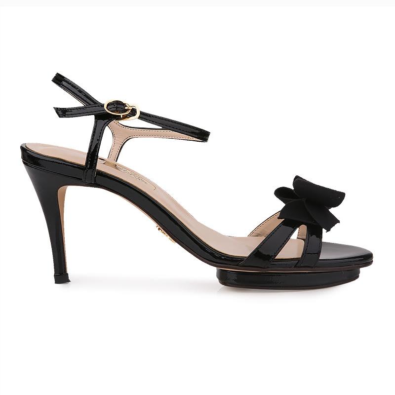Jinny Kim - Emmy Heels Black (Size 36)