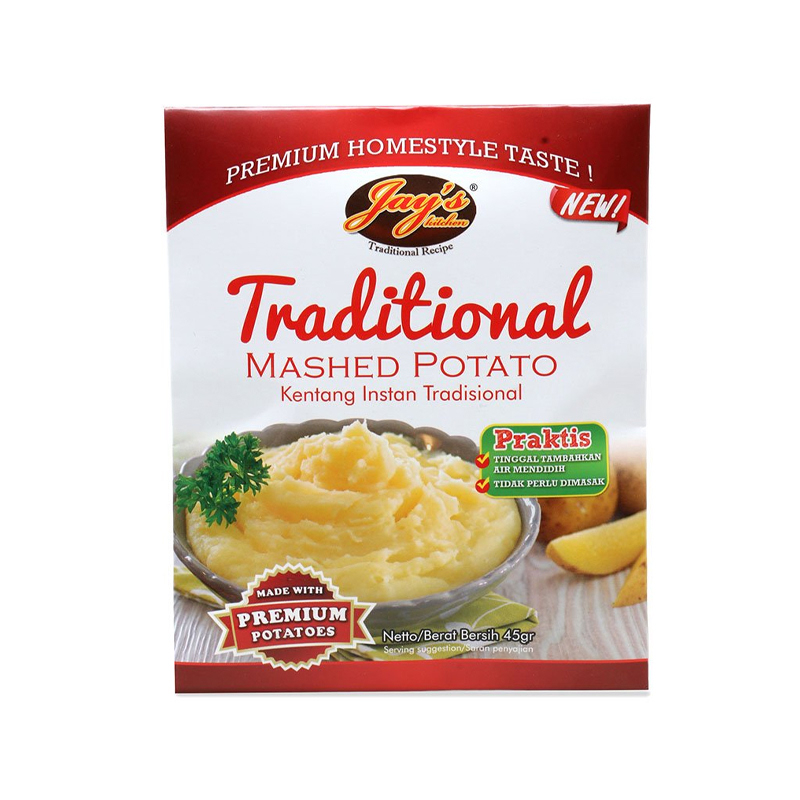 JayS Mashed Potato Traditional45Gr