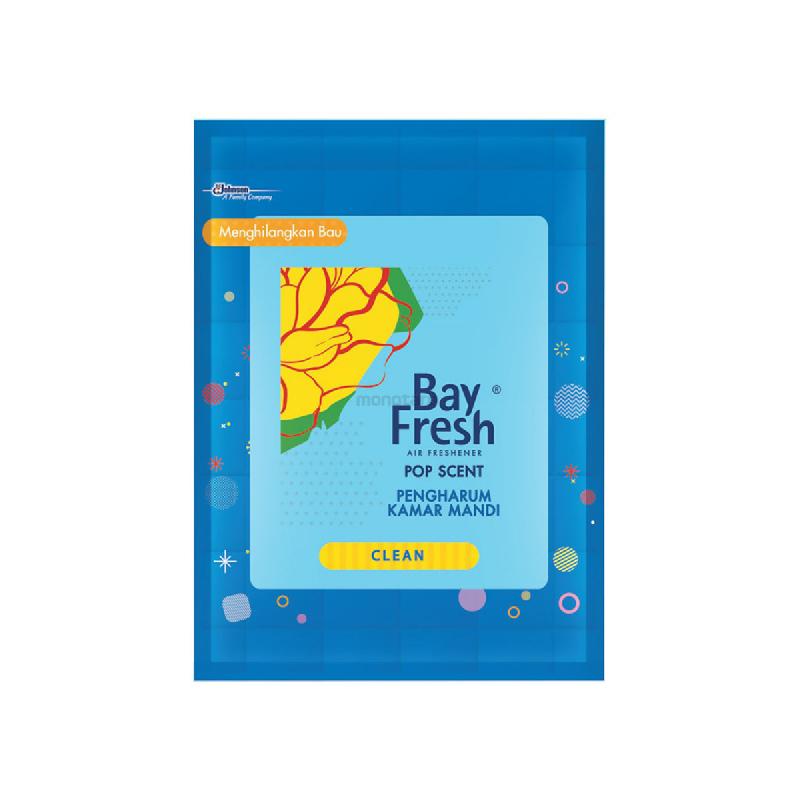 Bayfresh Pop Scent Clean 10g