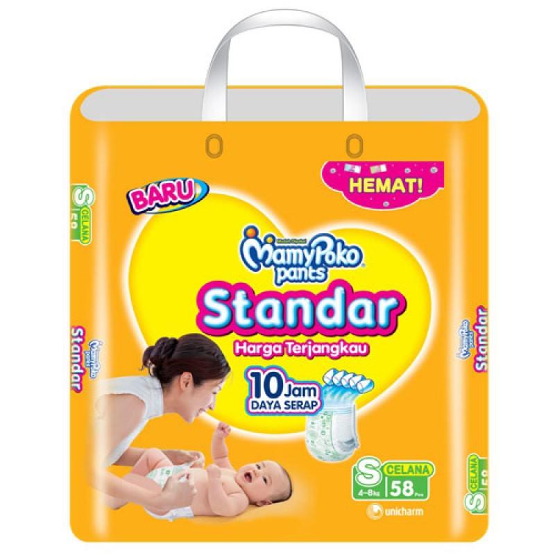 Mamypoko Diaper Pants Standar S 58S