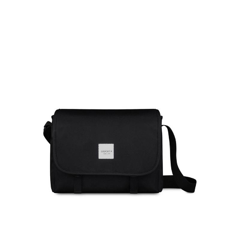 Exsport Vienna Blue (L) Shoulder Bag - Black