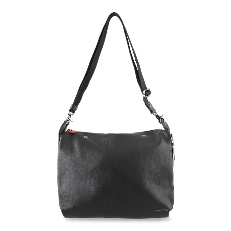 Mandarina Duck Mellow Leather  Crossover Black