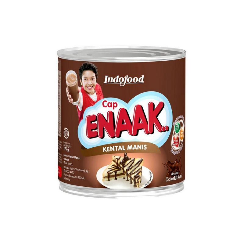 Krimer Kental Manis Cap Enaak Choco 37 Gr