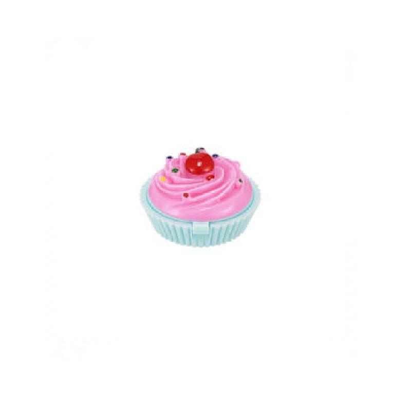 Dessert Time Lip Balm Ad 04(Plum Pink Cup Cake)