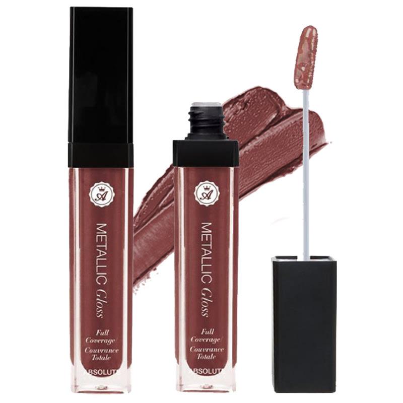 Absolute New York Glossy Metallic Lip Gloss Muse