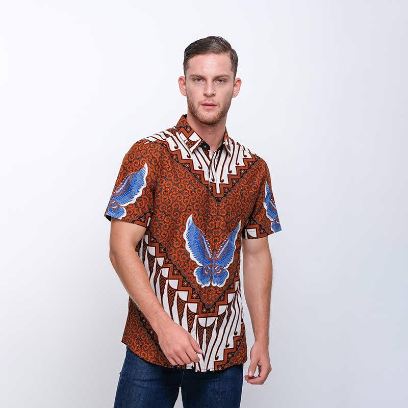 Arthesian Aswatama Batik Printing Brown