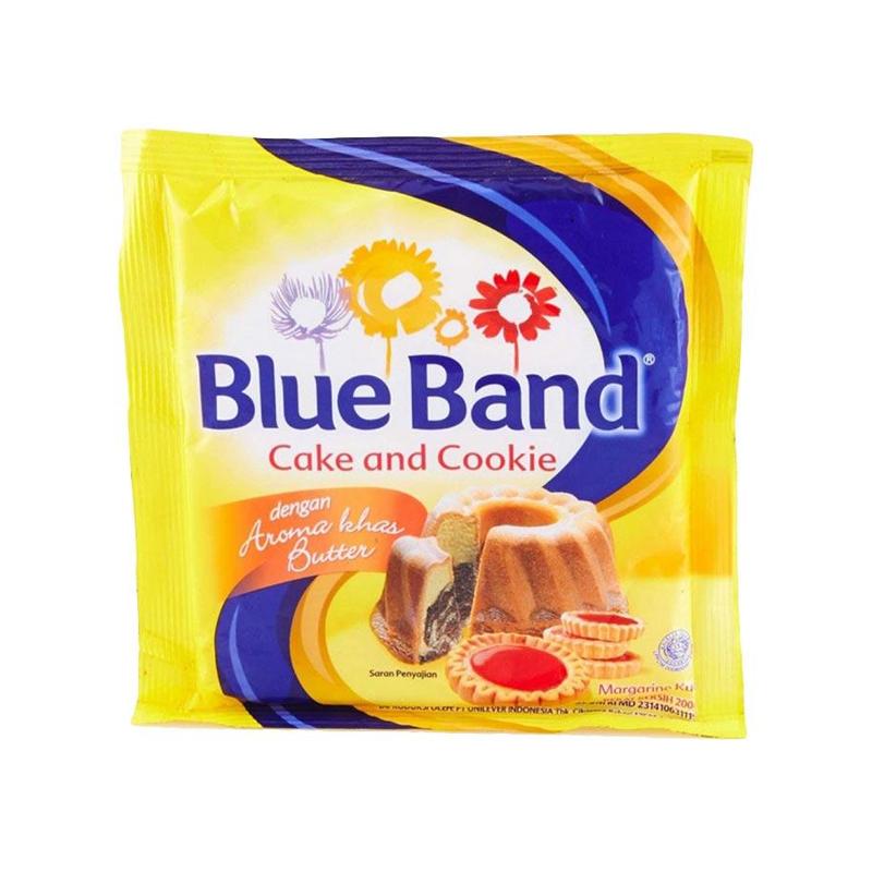 Blue Band Margarine Cake & Cookies Sachet 200G