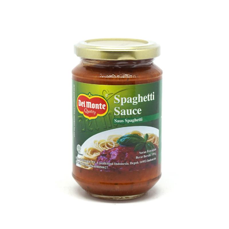 Del Monte Spaghetty Sauce 330 G