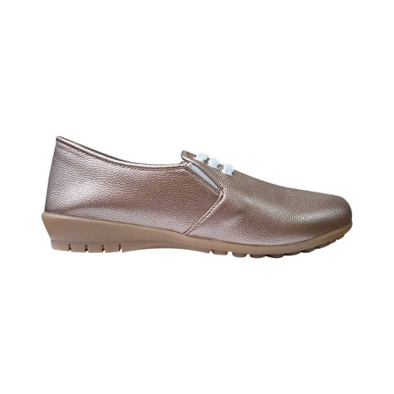 Anyolorich Flat Shoes RICH 88 Bronze
