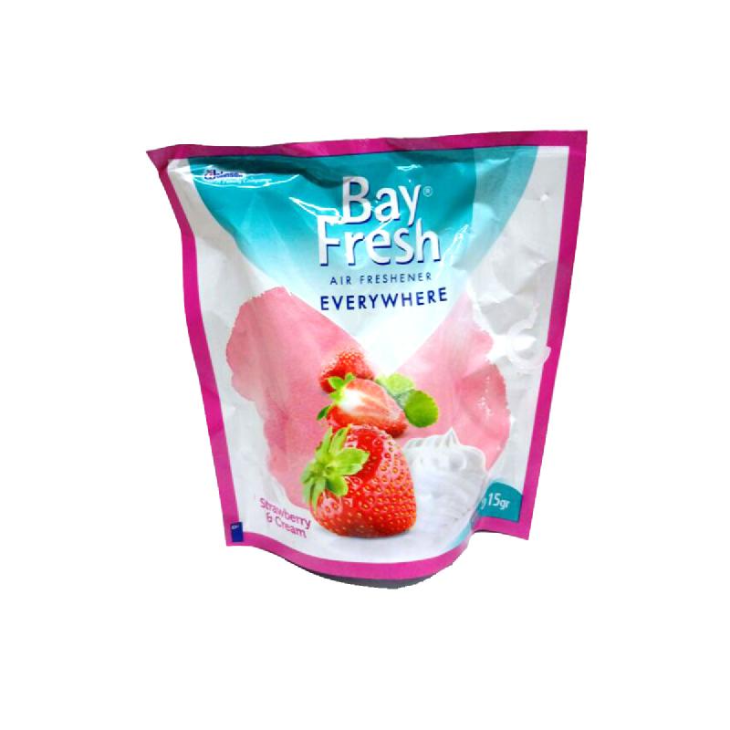 Bayfresh Everywhere Strawberry Pouch 70G