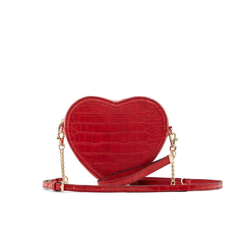 ALDO Ladies Crossbody Bags PARRAWE-610 Red