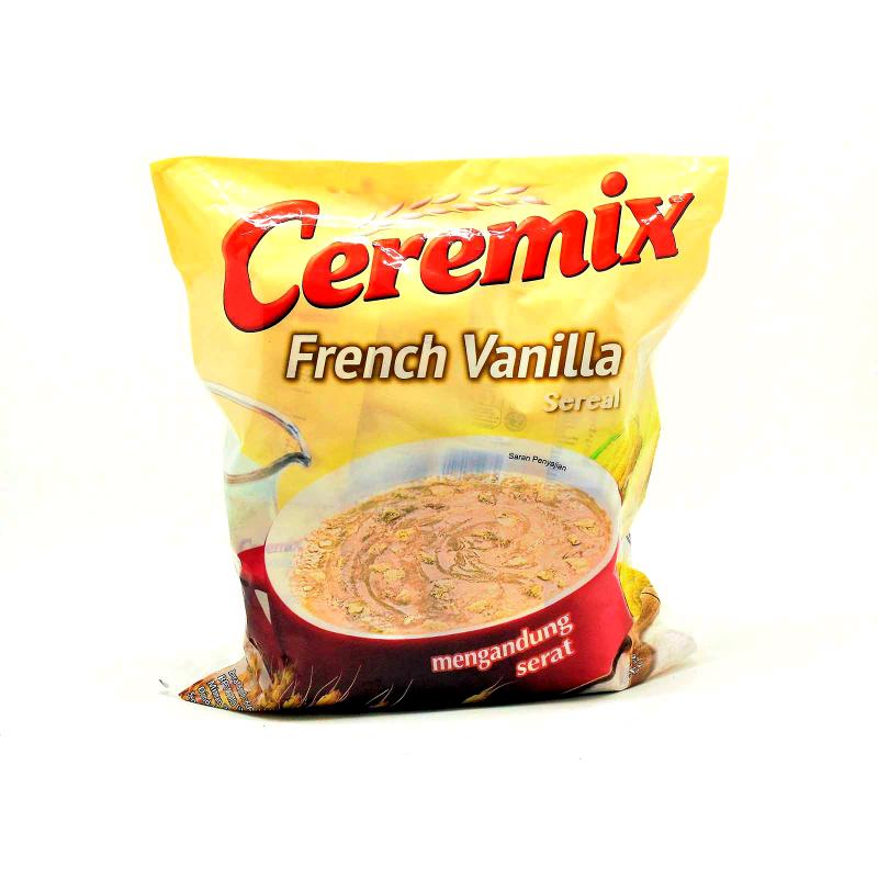CEREMIX CEREAL VANILLA BAG (20x30G)