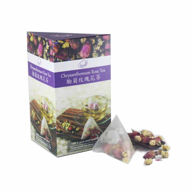 Ansell Rose Tea Pyramide 12S