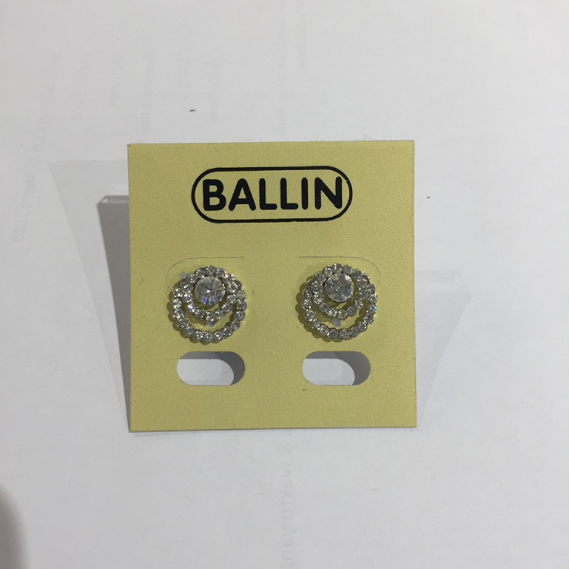 Ballin Women Earing YZ-E15499S Silver