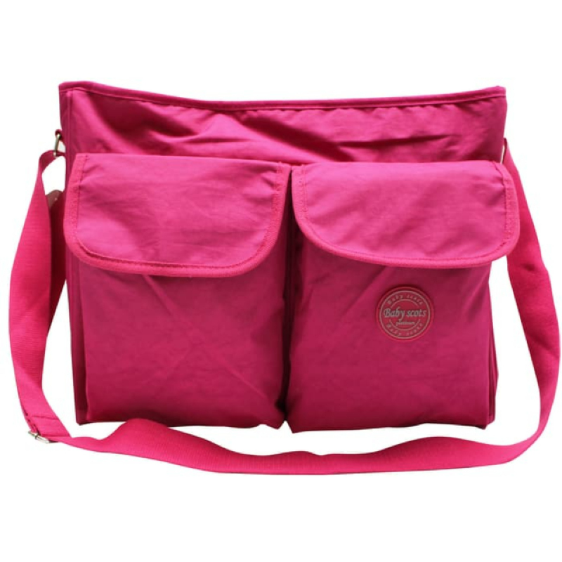 Baby Scots PlatinumScots Mommy Bag 065MB065 Pink