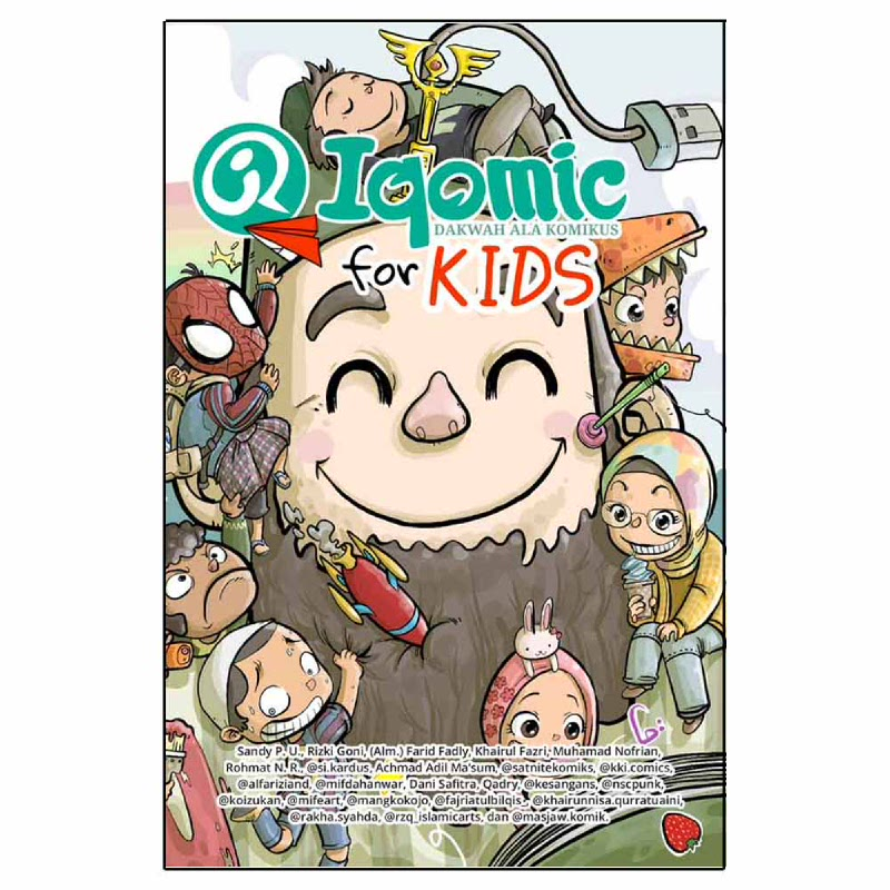 Iqomic For Kids (Dakwah Ala Komikus)
