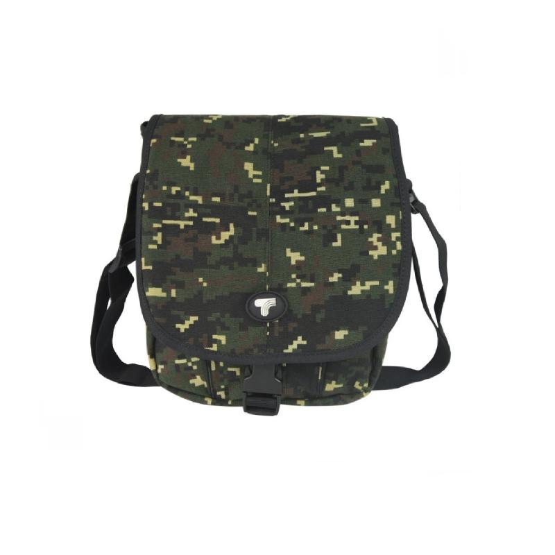 Traveltime 259-34 Sling Bag Green Army