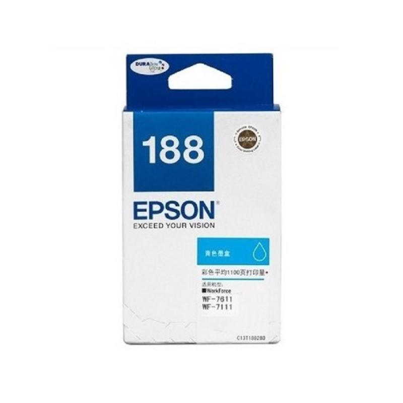 Epson CYAN For WF7111,7611