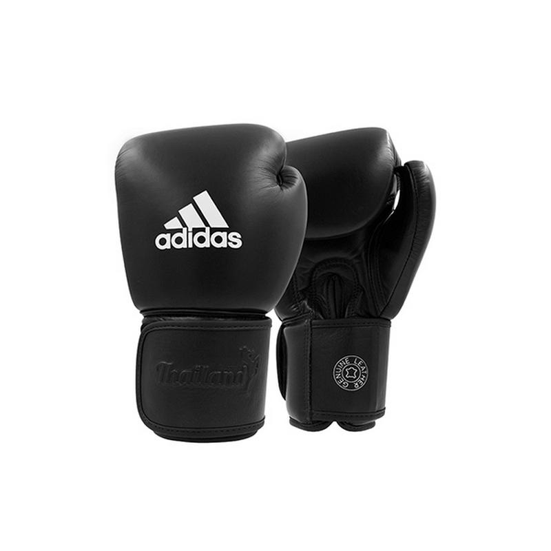 Adidas Combat Muaythai Glove - Black