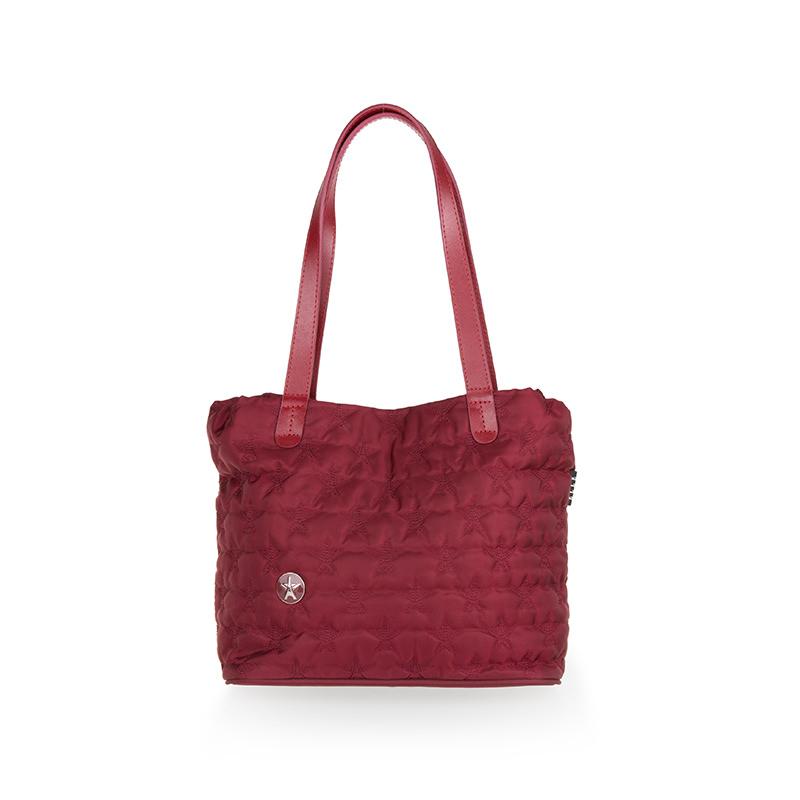 Elle 82363 Hand Bag Wanita Burgundy