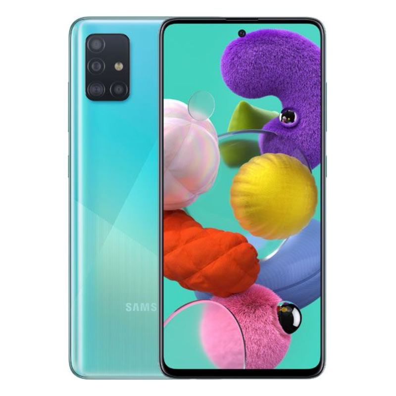 Samsung A51 (6-128GB) Prism Crush Blue