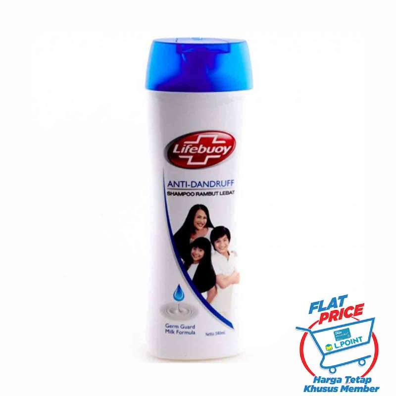 Lifebuoy Shampoo Anti Dandruff 340 Ml (Flat Price)