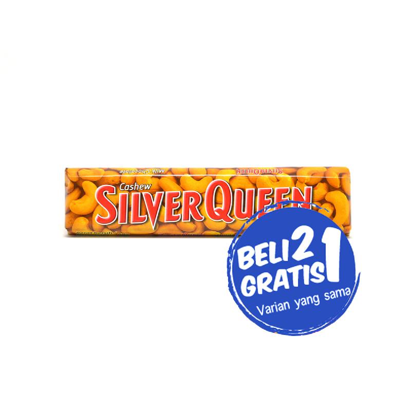 Silver Queen Cashew Nut 65 G (Buy 2 Get 1)