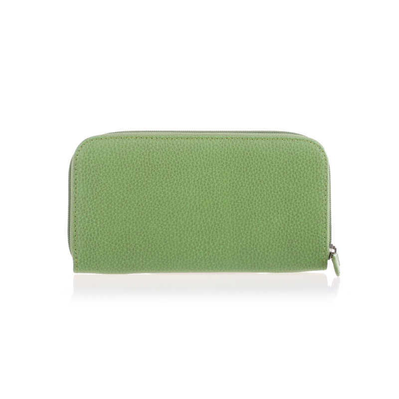 LAURIGE FRENCHY PF WOMEN WALLET LIGHT GREEN