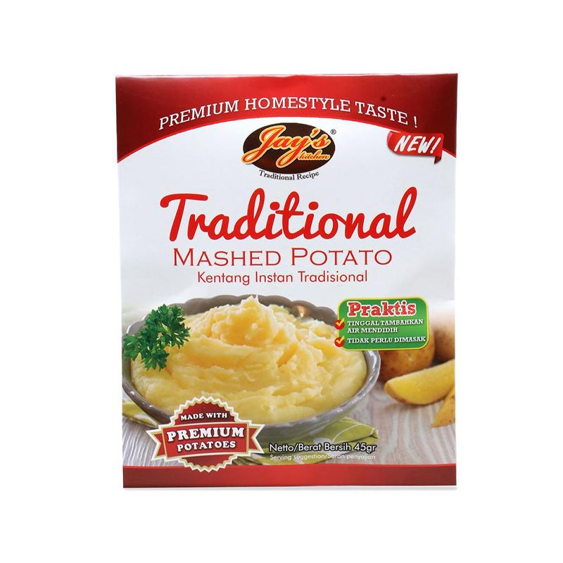 JayS Mashed Potato Traditional45Gr