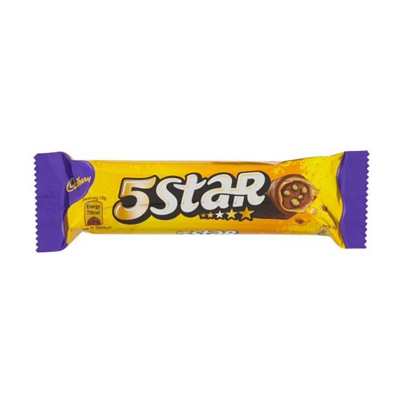 Cadbury 5 Star 15 Gr