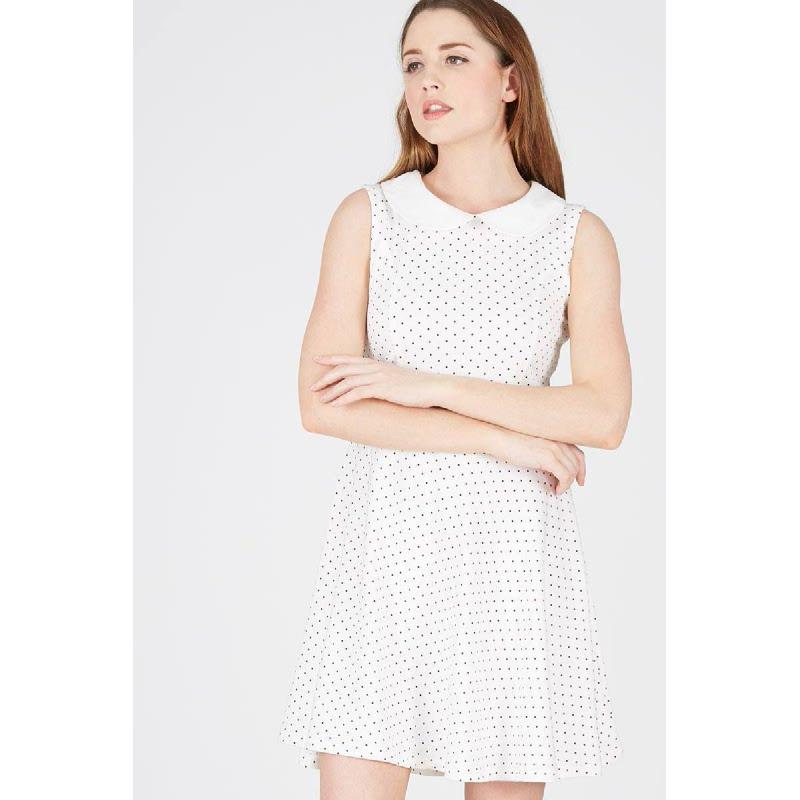 Ethena White Dress