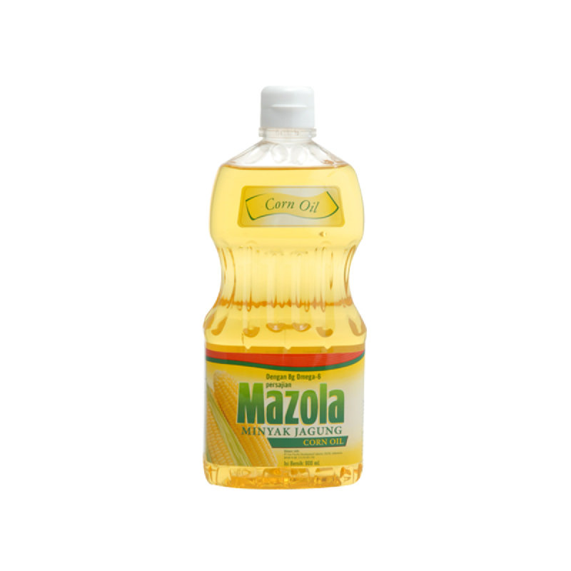Mazola Corn Oil 900 Ml