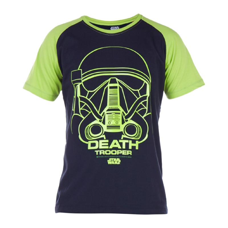 Rogue One Death Trooper T-Shirt Boy Black