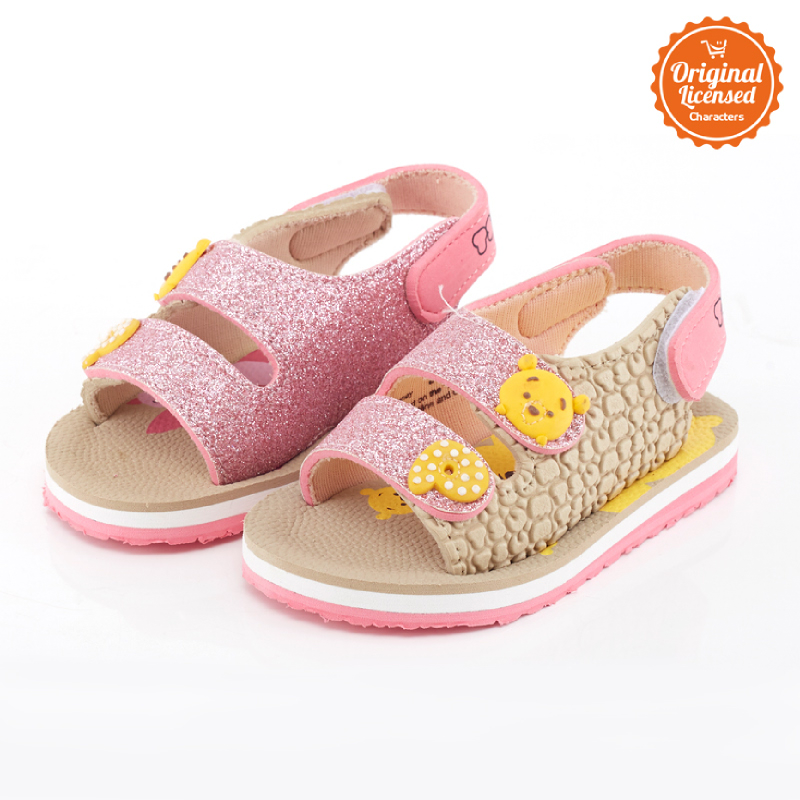 Disney Tsum Tsum Flat Shoes Kids Pink